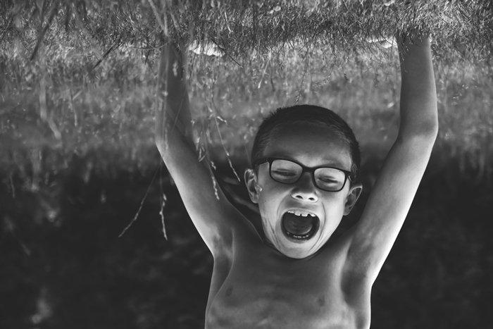 Gdy radość przyciąga...