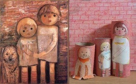 Kreatywny konkurs  dla dzieci i rodziców – stwórz dzieło sztuki! Zwycięzcy konkursu