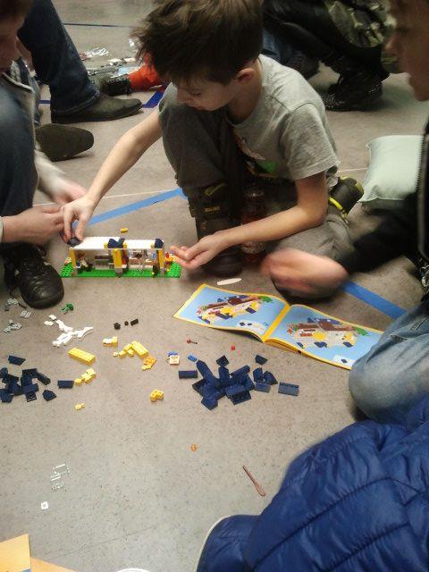 Port w Gdyni - LEGO