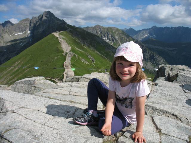 Odkrywam piękno gór :)