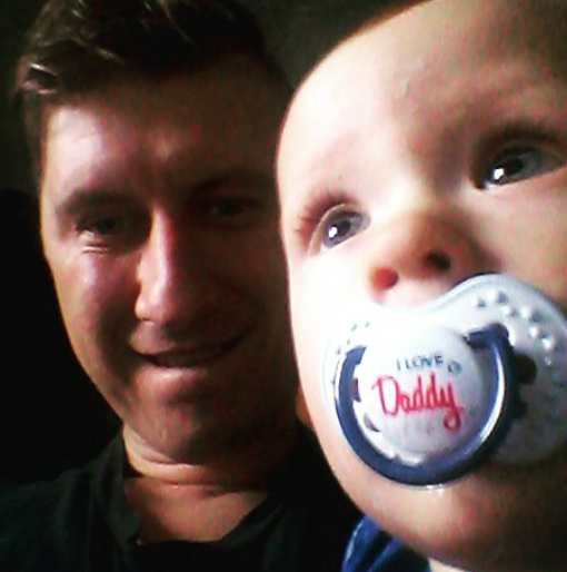 Selfie -i love daddy