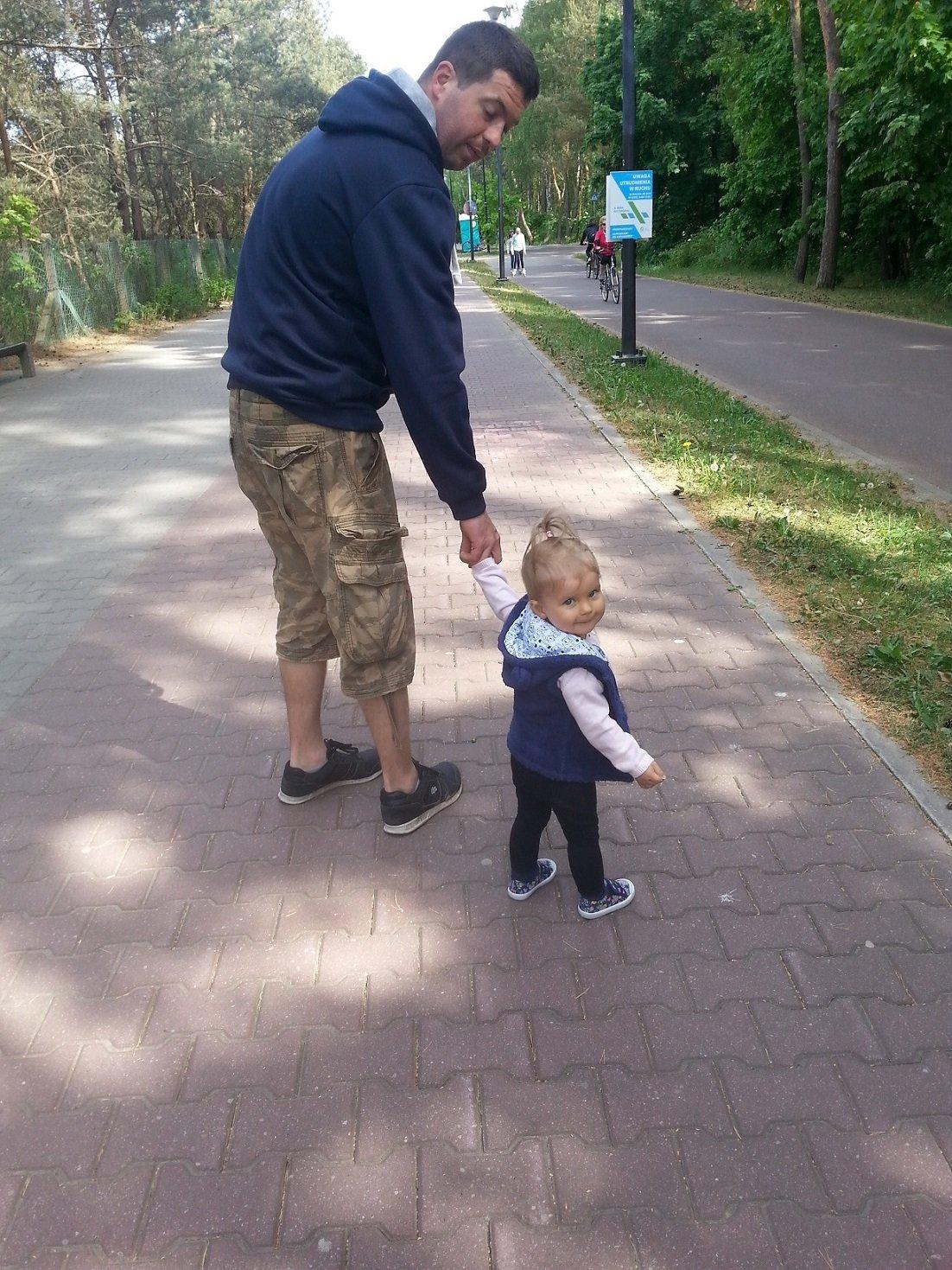 Zosia i Tata