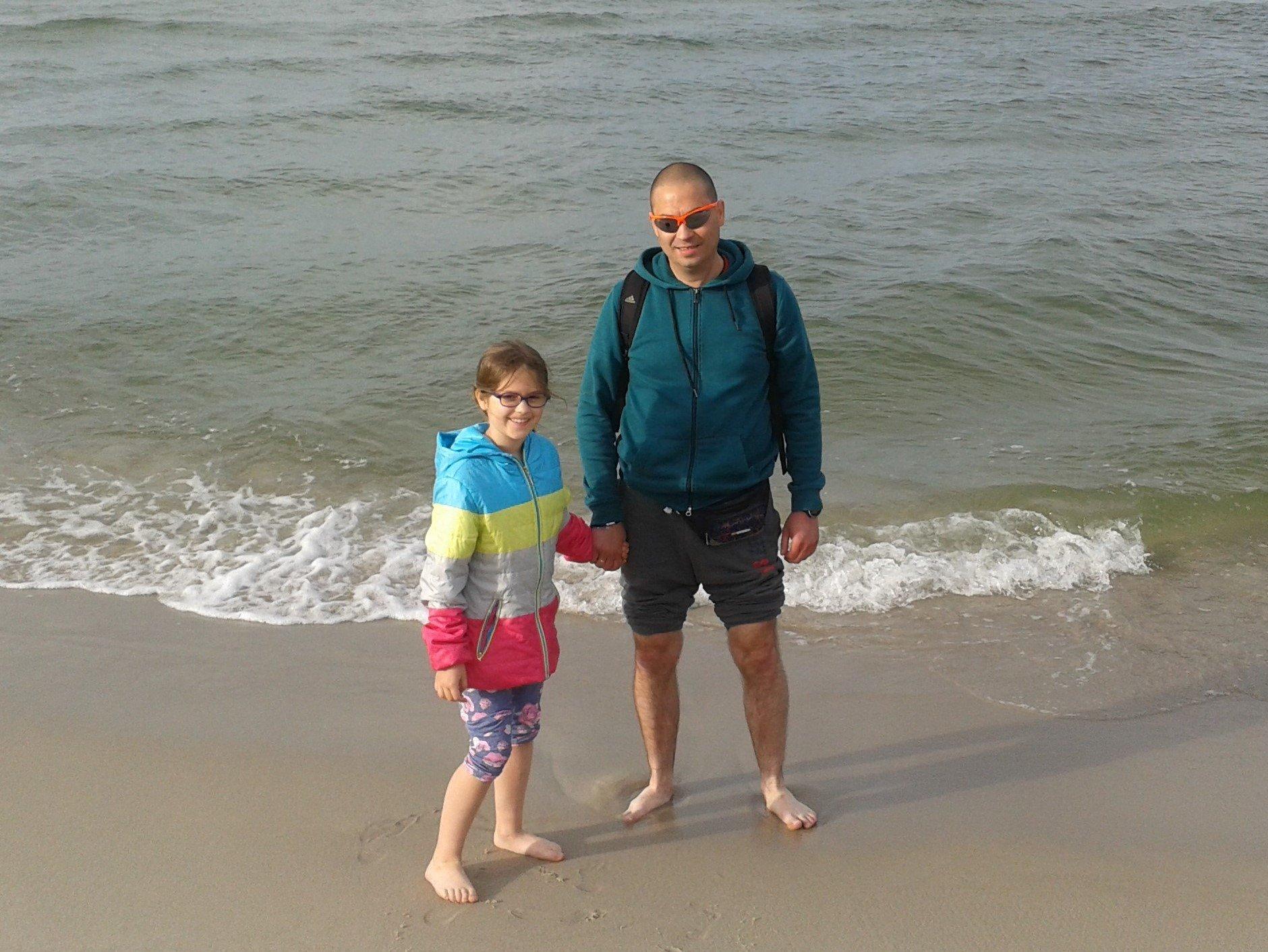 Wakacje z tatą