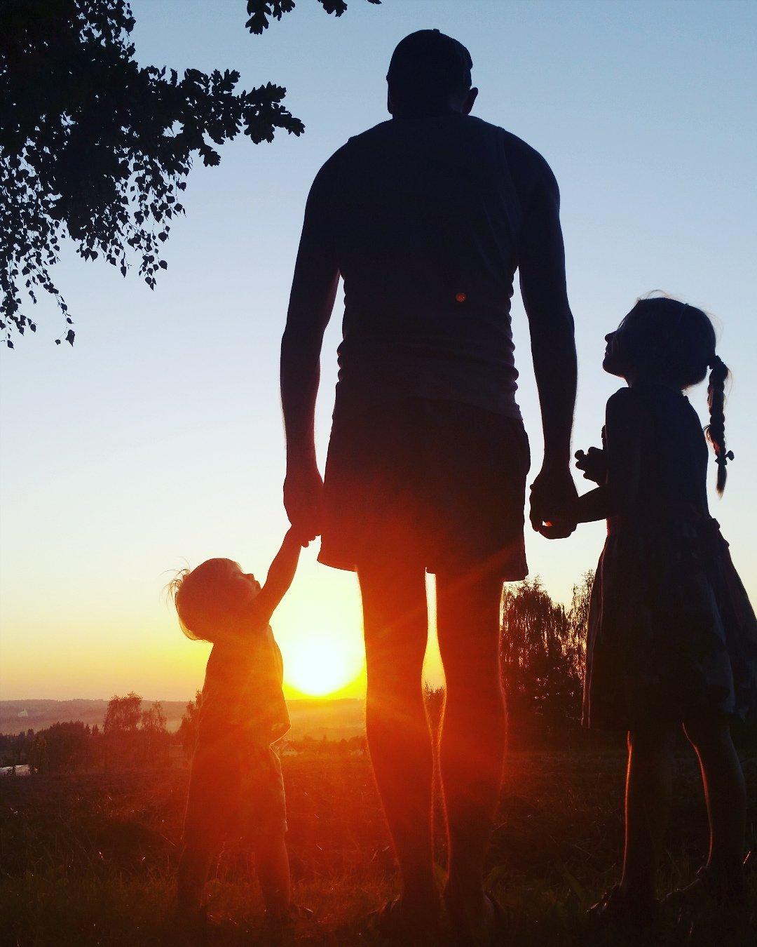 Tatą najlepszy pod słońcem