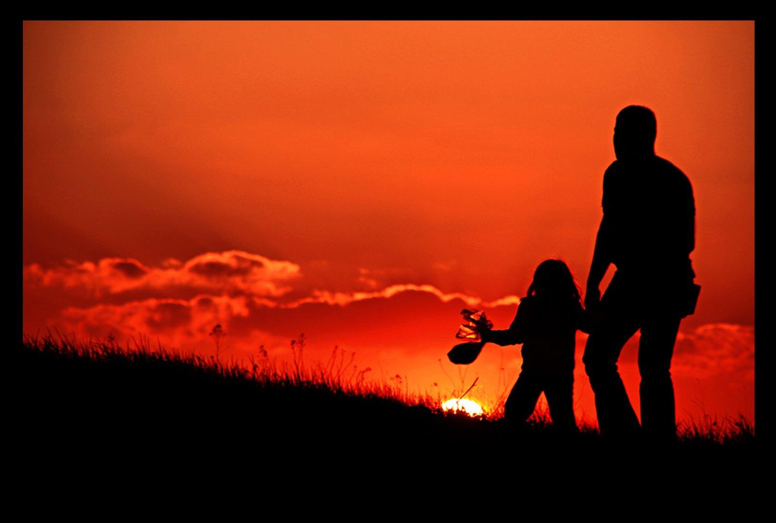 Z tatą na Koniec Świata