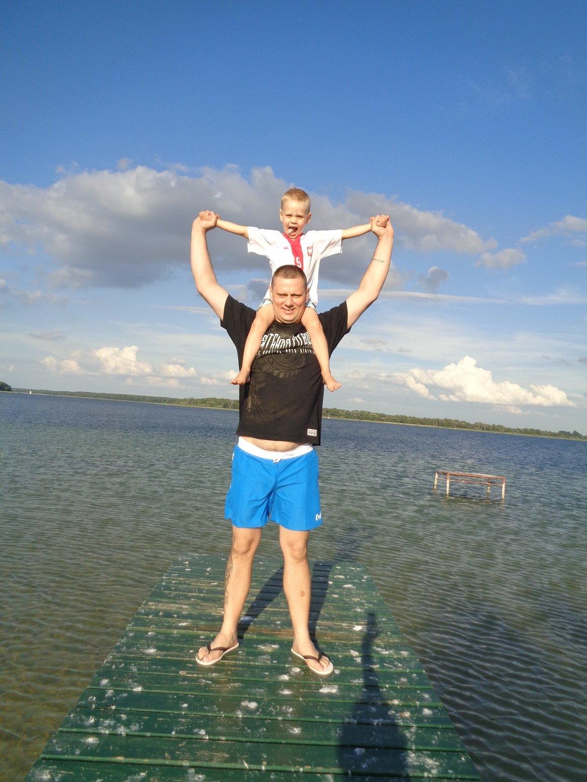Tata i ja... i cały świat jest nasz