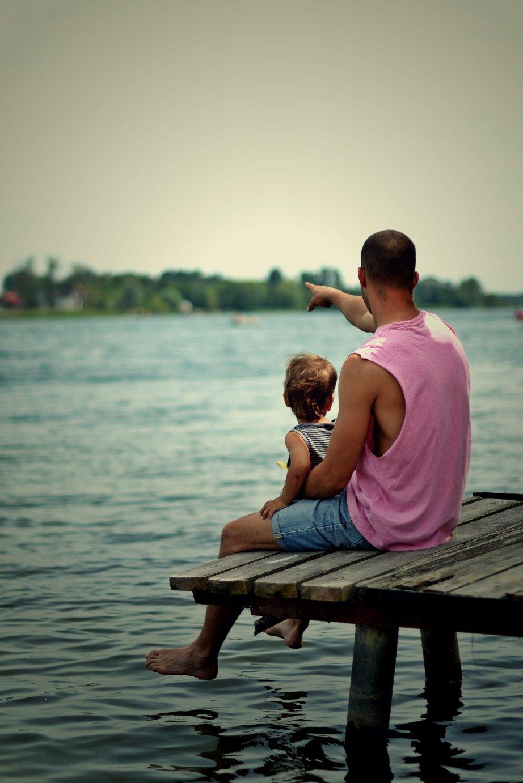 patrz synku, cały świat u naszych stóp...