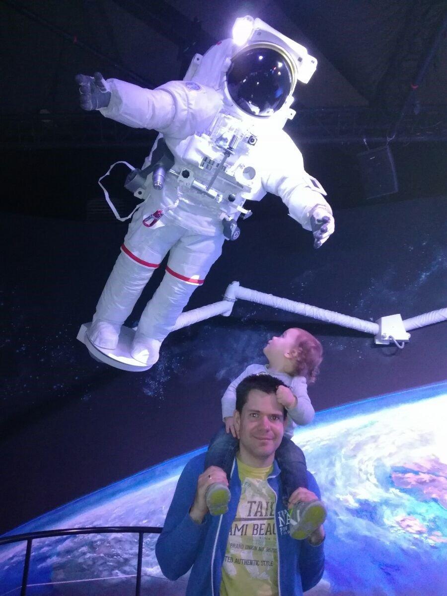 Lecimy w kosmos!